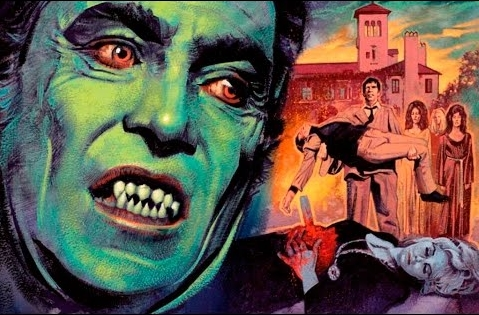 Dreszcze. Count Yorga, Vampire + The Return of Count Yorga