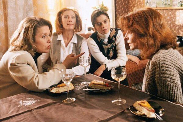 Serwus, hello. Matki, żony i kochanki jako opowieść o perspektywach i kiełbasie